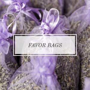 shop organza favor bags