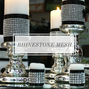 shop rhinestone mesh wrap