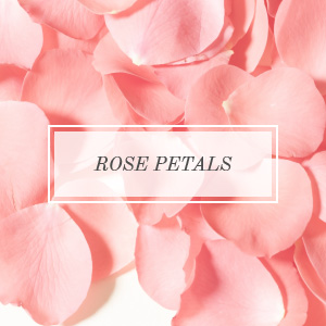 shop faux rose petals