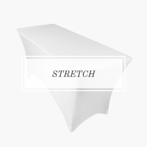 shop spandex stretch tablecloths