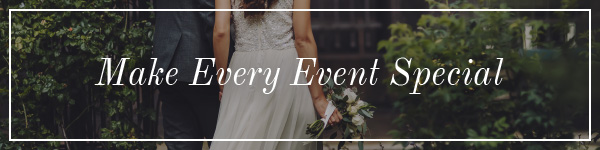 make every event special