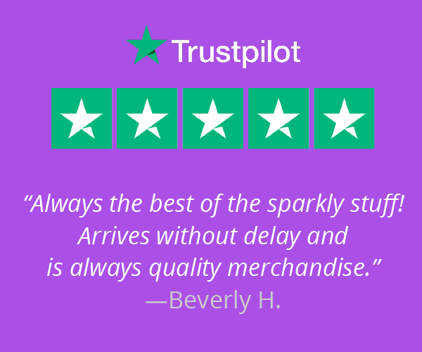 sparkles make it special is 5-star rated at trustpilot