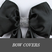 shop chair bow covers
