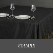 shop square tablecloths